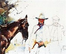 Image result for Free Watercolor Demonstrations Charles Reid