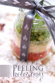 Peeling Kolorowy