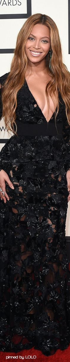 Beyonce in Proenza Schouler 2015 Grammy Red Carpet | LOLO