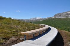 LJB architecture and landscape · Vedahaugane & The Den