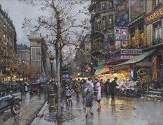 eugene galien laloue paintings - Google Search