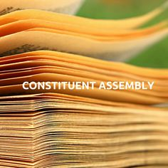 Constituent Assembly ഭരണഘടനാ നിർമ്മാണ സഭയുടെ ആദ്യ സമ്മേളനം നടന്നത്? 1946 ഡിസംബർ 9 ഭരണ ഘടനാ നിര്മ്മാണ സഭ പ്രവര്ത്തനം അവസാനിപ്പിച്ചത് എന്ന്