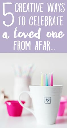 5 Creative Ways to Celebrate a Loved One From Afar | Here are some tried and true ways to make someone's day no matter the distance between you! From virtual parties to video messages, these celebrations are guaranteed to turn a birthday, baby shower, graduation, or anniversary into a day for the record books!