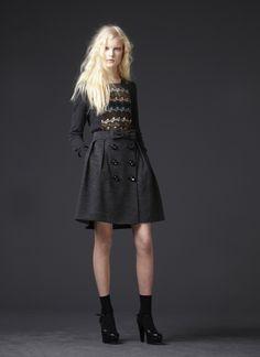 Orla Kiely Lookbook for Autumn Winter 11