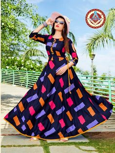 """Specification : NAME : Simi-2 TOTAL DESIGN : 6 PER PIECE RATE : 599/- FULL CATALOG RATE : 3594/-+(5%GST) + Shipping Charge WEIGHT : 4 SIZE : L 