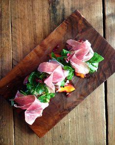 Gjelina Prosciutto, L.A. Food Blog