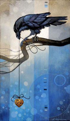 Sapphire Survivor by Craig Kosak