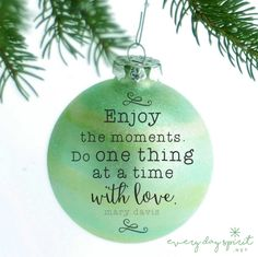 All things with love. See the app of beautiful wallpapers ~ www.everydayspirit.net xo #mindfulness #christmas #love