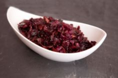 Balsamic Roasted Cabbage Ingredients 1 red cabbage (about 3 lbs) 2 Tbsp EVOO Coarse salt and ground pepper 2-3 Tbsp Traditional Balsamic Vinegar Directions Preheat oven to 450 degrees. Cut cabbage into 12 wedges; remove thick core and discard. Pull wedges apart, toss on a large rimmed …