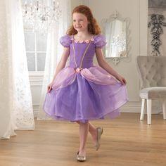 Kid Kraft Purple Rose Princess - S - 63413