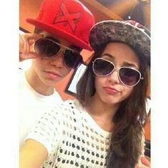 cameron boyce and his girlfriend