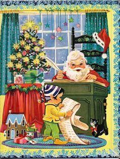 Little Miss Christmas Paper Dolls