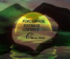 Força Brasil...estamos todos juntos ... Força Neymar esse jogo é pra você @olho_moda