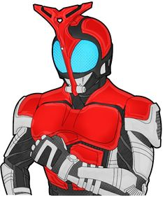 Kabuto Kamen Rider Kabuto, Deadpool, Spiderman, Superhero, Fictional Characters, Art, Spider Man, Art Background, Kunst