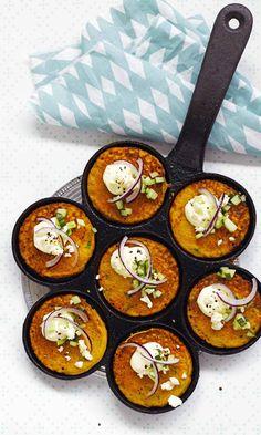 Porkkanaletut ihanalla fetatäytteellä – kurkkaa resepti! | Meillä kotona
