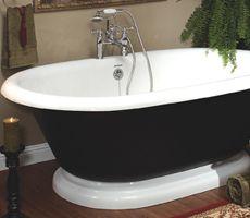 Clawfoot Tubs   Pedestal Bathtubs   Bathroom Remodel   Acrylic   Cast Iron   American Bath Factory