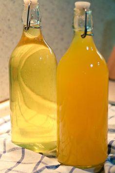 Лимончелло: домашний ликер на лимонной цедре