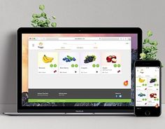 "Check out new work on my @Behance portfolio: ""Grocery Store E-Commerce Website in Material Design"" http://be.net/gallery/54058717/Grocery-Store-E-Commerce-Website-in-Material-Design"