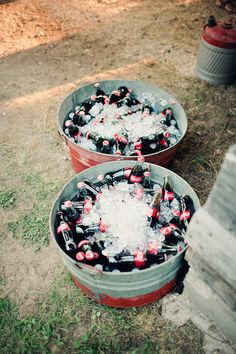 DIY Bride » Crafting Beautiful Weddings, One Project At A Time » Rachel + Andrew's Country Barn Wedding