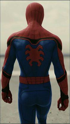 Spiderman Homecoming Suit, Homecoming Suits, Spiderman Suits, Spiderman Art, Amazing Spiderman, Marvel Venom, Marvel Fan, Marvel Heroes, Marvel Avengers