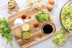 Recipe:+Zoodle+Pad+Thai
