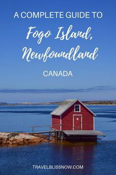 Everything you need to know to plan an unforgettable visit to the wild Fogo Island Newfoundland in Canada. Includes things to do and see where to stay where to eat how to get there and what to bring. Fogo Island Newfoundland, Newfoundland Canada, Newfoundland And Labrador, Ottawa, Pvt Canada, Visit Canada, Quebec, Vancouver, Alberta Canada