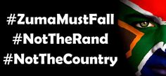 Save our beloved South Africa