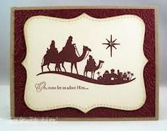 stampin up come to bethlehem card ideas - Google Search