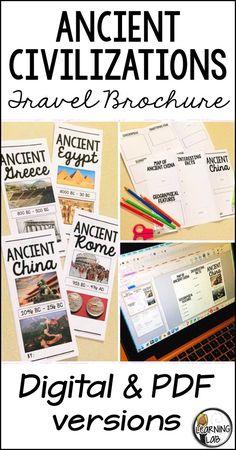 egypt brochure templates - ancient egypt map activity history gal pinterest