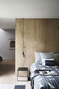Rustic / #rusticbedroom