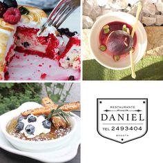 Un sabado perfecto para disfrutar nuestros postres y un buen cafe en restaurante Daniel!!! Los esperamos... www.daniel.com.co/menu