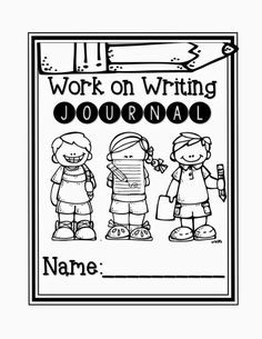 Daily 5 - Work On Writing Daily 5 Writing, Daily 5 Reading, Work On Writing, Writing Lessons, Teaching Writing, Guided Reading, Writing Centers, Teaching Tools, Writing Papers
