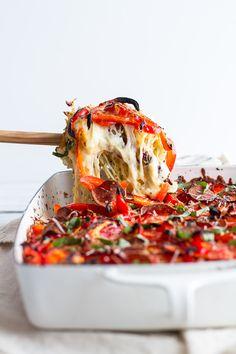 Dad's Friday Night Pasta Dish | halfbakedharvest.com