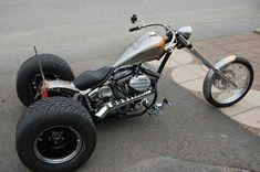 Killer Trike! - More at Choppertown.com #harleydavidsontrike