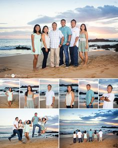 Maui Family and Sunsets — Anela Productions