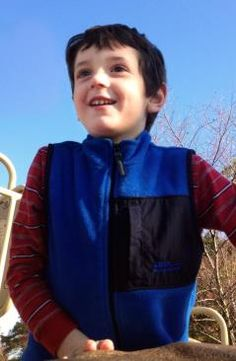 Newtown shooting victim: Benjamin Wheeler, 6, student. IMAGE (AP Photo: The Wheeler Family)