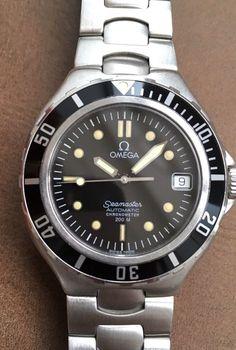 7aa77593200 Omega - Seamaster 200 Automatic