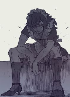 Read Tomioka Giyuu from the story ❥K̟i̟m̟e̟t̟s̟u̟ N̟o̟ Y̟a̟i̟b̟a ̟✎doujinshi. Manga Anime, Fanarts Anime, Anime Demon, Anime Boys, Maid Outfit Anime, Anime Maid, Slayer Meme, Demon Slayer, Chibi