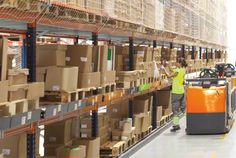 The advantages of intelligent warehouse management - Mecalux.co.uk