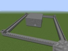Automatic Minecraft Castle - This post explains how to build a castle using the fill and clone commands. Minecraft Castle, Minecraft Tips, Minecraft Projects, Minecraft Designs, Minecraft Stuff, Minecraft Buildings, Minecraft Challenges, Terraria, Maths