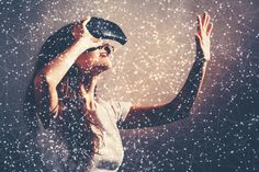 The power of virtual reality is at times questioned, but can serve as a tool for good.