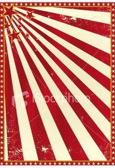 free circus printable posters | Circus poster - Stock Illustration - iStock