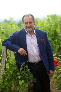 The Grape Wizard of #Bordeaux Michel #Rolland has influenced the way #wine is made in more than a dozen countries