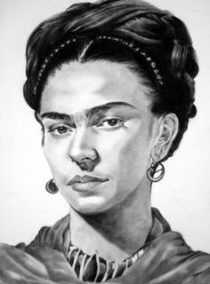 SOLD Frida Kahlo