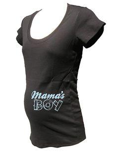 Maternity Shirt Maternity Top Black Maternity by ecomaternity, $21.50