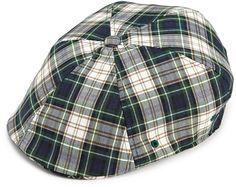 Kangol Mens Plaid 504 Cap Kangol Caps, Summer Cap, Newsboy Cap, Fashion Brands, Topshop, Plaid, Stuff To Buy, Gingham, Tartan