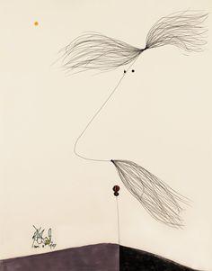 Slide Show: Kurt Vonnegut's Whimsical Drawings - The New Yorker
