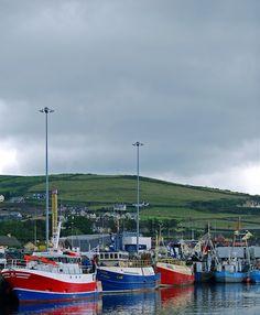 Dingle Harbour, Kerry, Ireland Copyright: katie simpson