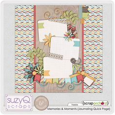 Suzy Q Scraps - QP freebie - LOVE this designer! she has a lot of free stuff on her blog (SO GENEROUS) and i LOVE LOVE LOVE her kits!