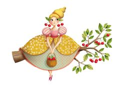 princesse-cerise......... marie desbons